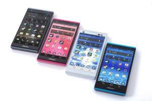 Новый смартфон Softbank Arrows A