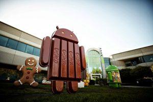 Nexus 5 и шоколадный Android