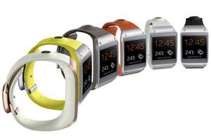 Новые часы Samsung Galaxy Gear