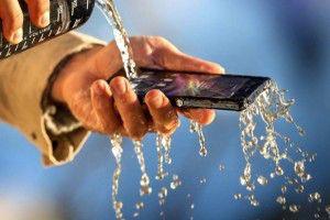 Новая уменьшенная модель Sony Xperia Z1f