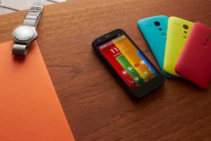 Motorola представила смартфон Moto G