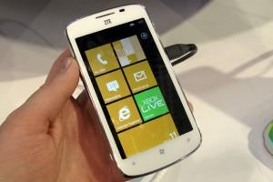 Анонсирован новый телефон от ZTE