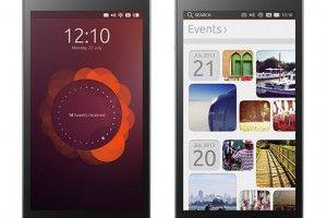 Смартфоны работающие на Ubuntu Touch