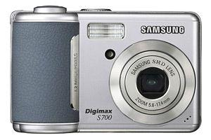 Новости от Samsung: новая фотокамера