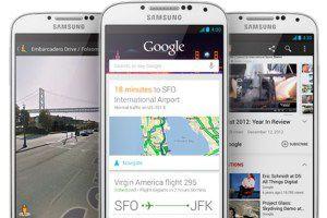 Металлический смартфон от Samsung