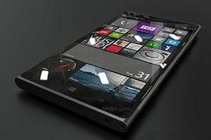 Мини-версия фаблета Nokia Lumia 1520