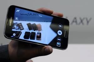 Смартфон Samsung GALAXY S5 теперь и в Украине