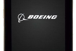 Шпионский модульный Boeing Black