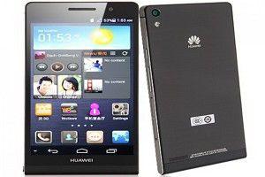 Смартфоны с 2К-дисплеем от Huawei