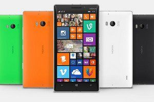 В Сан-Франциско анонсирован Lumia 930