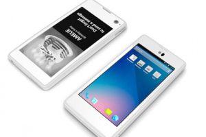 Начались продажи белого YotaPhone