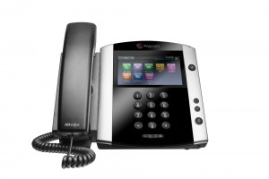 Polycom VVX 500 новый тип IP-телефона
