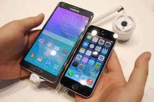 Samsung GALAXY Note 5 - раньше, чем ожидалось