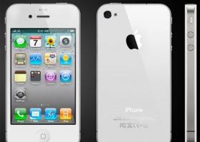Белый iPhone 4 — послезавтра