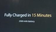 Oppo создала технологию для проведения полной зарядки батареи за 15 минут