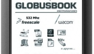 GlobusBOOK 750 – электронная книга с Wi-Fi