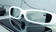 Sony привезла на MWC 2014 прототип умных очков SmartEyeglas