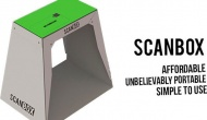 Scanbox – оригами-сканер для iPhone