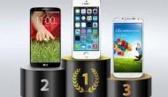 Galaxy S4 на 50% медленее iPhone 5s