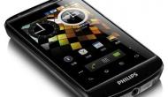 Philips W626 функционирующий на Android