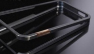 Титановый чехол для iPhone 5 от компании Gresso.