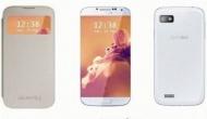 Китайская компания занимается созданием клона Samsung Galaxy S5