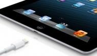 """Представиели Apple пообещали пользователям обменять """"старые"""" iPad на новые и объяснили причину высокой цены на iPad mini."""