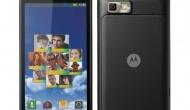 Motorola Motoluxe теперь на территории Англии