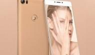 Gionee показала смартфон с дисплеем 3D Touch