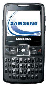 Samsung SGH-I320 - Тонкий смартфон