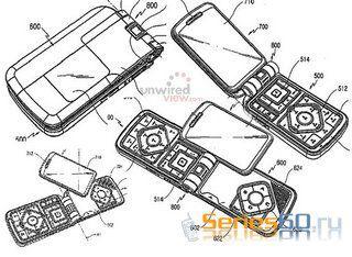 Игровой телефон от Samsung