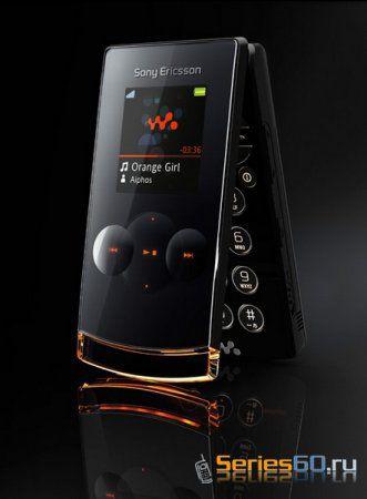 Sony Ericsson W980: новый флагман Walkman с 8 Гб памяти