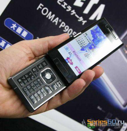 Телефон с дисплеем Viera