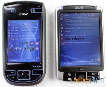 Acer приобретает E-ten