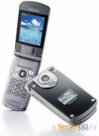 Panasonic: телефоны с плазменными дисплеями