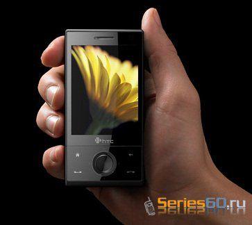Официальный анонс HTC Touch Diamond