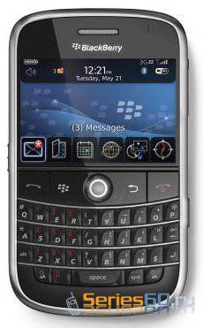 Анонс BlackBerry Bold