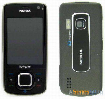 Nokia 6210 Navigator для путешественников
