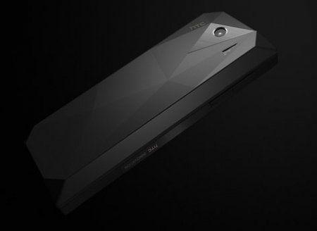 "HTC S740: ""ограненый"" смартфон с двумя клавиатурами"