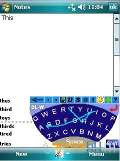 SlideIT - Совершенная виртуальная клавиатура