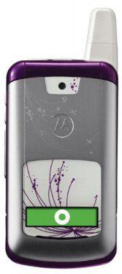 Изображения женской версии телефона Motorola i776