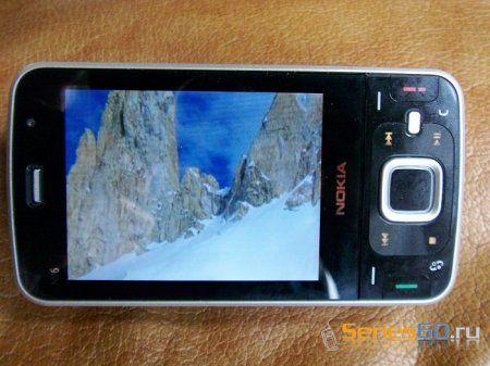 Nokia N96 - первые впечатления