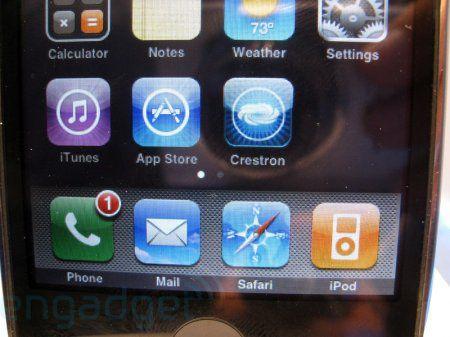 """Crestron представила приложение """"умный дом"""" на CEDIA 2008"""
