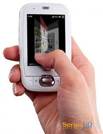 ASUS представляет touchscreen телефон P552w