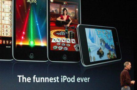 Apple повысила емкость iPod classic и оптимизировала линейку iPod touch