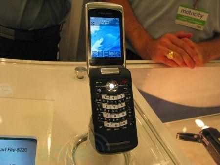 BlackBerry Pearl 8220 эксклюзив для T-Mobile