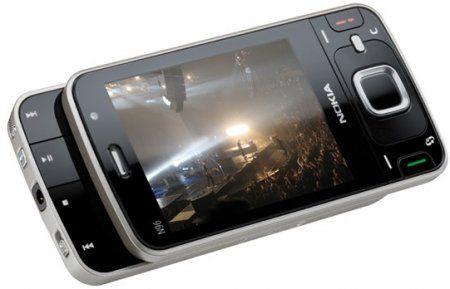 Nokia N96 официально в России