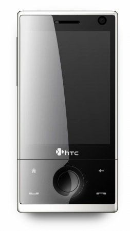 HTC Touch Diamond в белом