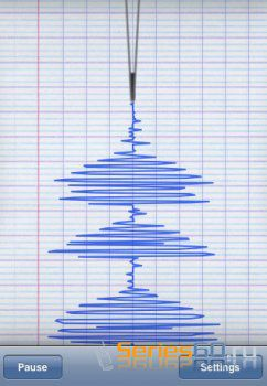 [App Store] Seismometer. Измеряем колебания