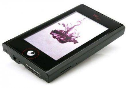 ORACOM W30: медиаплеер с «осязаемым» сенсорным экраном